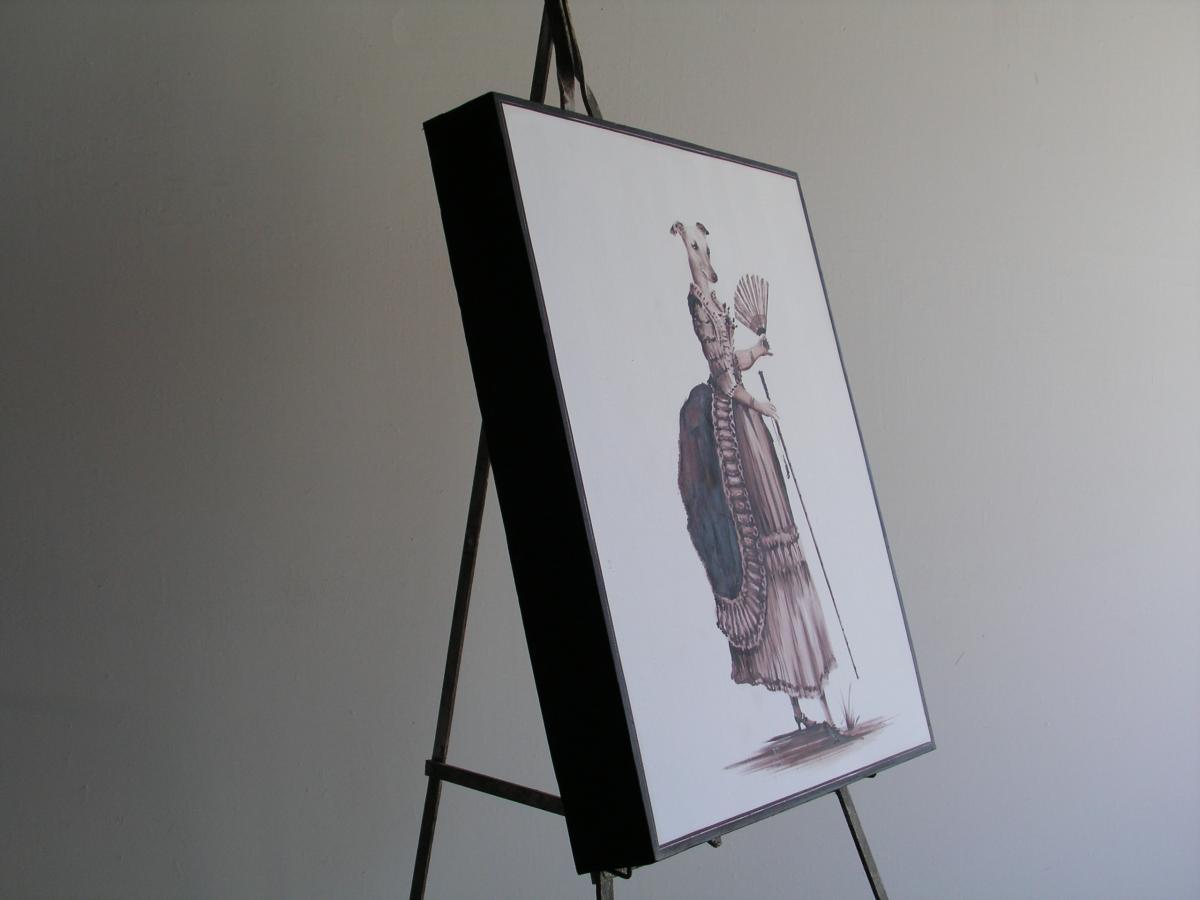 Portraits D Animaux Salvador
